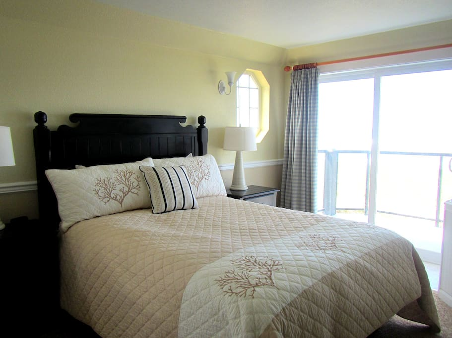 Master Bedroom in Unit #1