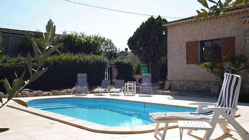 villa avec piscine privée VAR Franc - Salernes - Villa