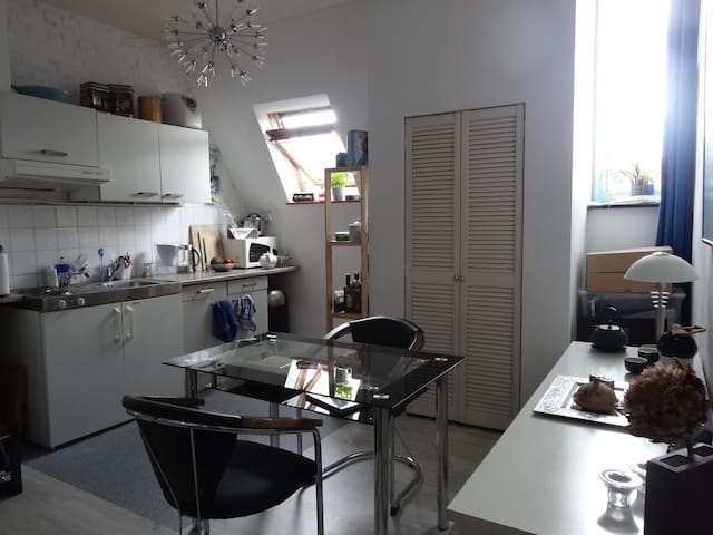 Centrally located, beautiful and cozy flat - Maastricht - Leilighet