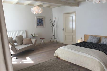 Ruim appartement in rijksmonument - Doesburg - Reihenhaus