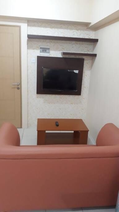 Ruang tamu & TV