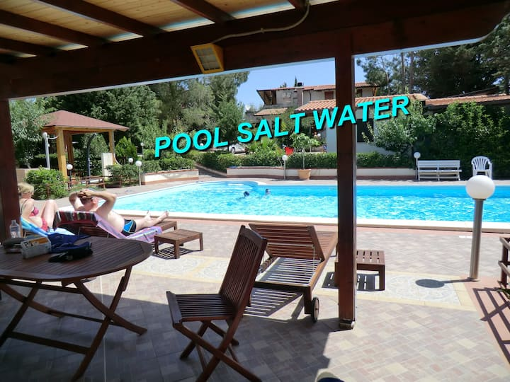 Welcome to Villa Sapphire, Pool and Sea in Sicily