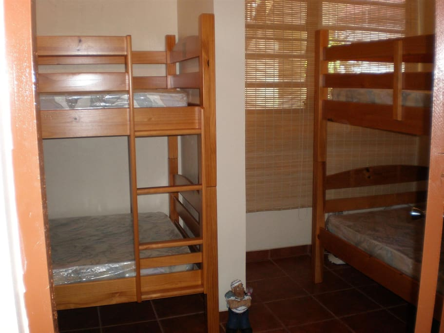 2nd Room - Two Bunk Beds