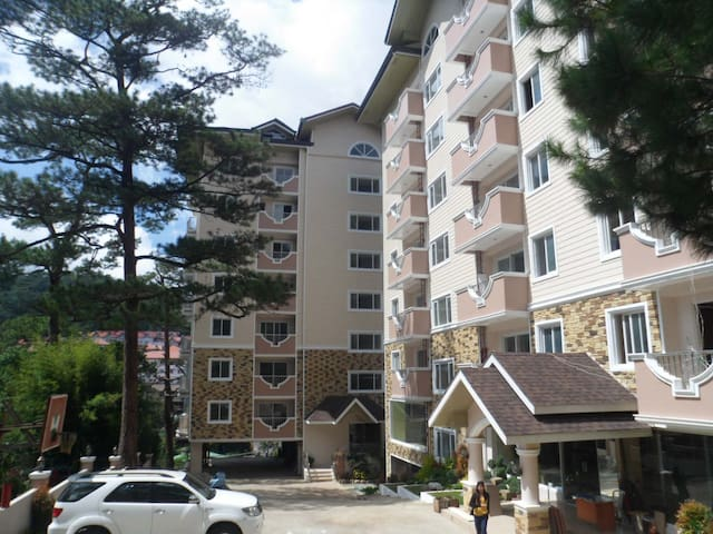 Luxury 2-Bedroom 2-Bath Condo (1) (Botanical Gdns) - Baguio - Huoneisto