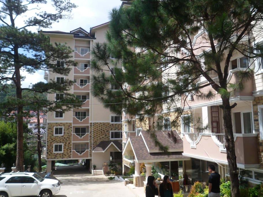 Bonbel Condominium - Exterior