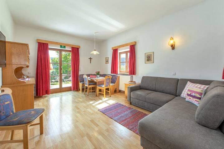 Wohnung Latemar mit Terrasse
