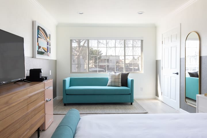 Sonder | Broadway Motel | Cozy Room