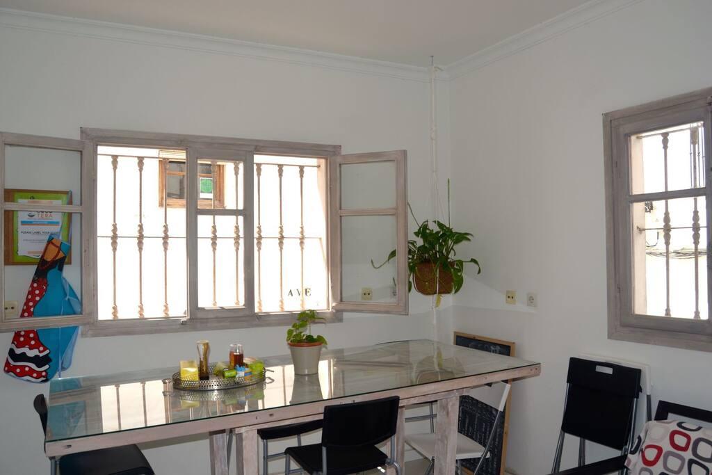 La cocotera habitaci n familiar ba o privado 6a for Habitacion tarifa