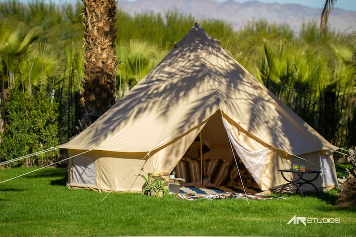 FestivalCampground@Rancho51 Glamping 2bed