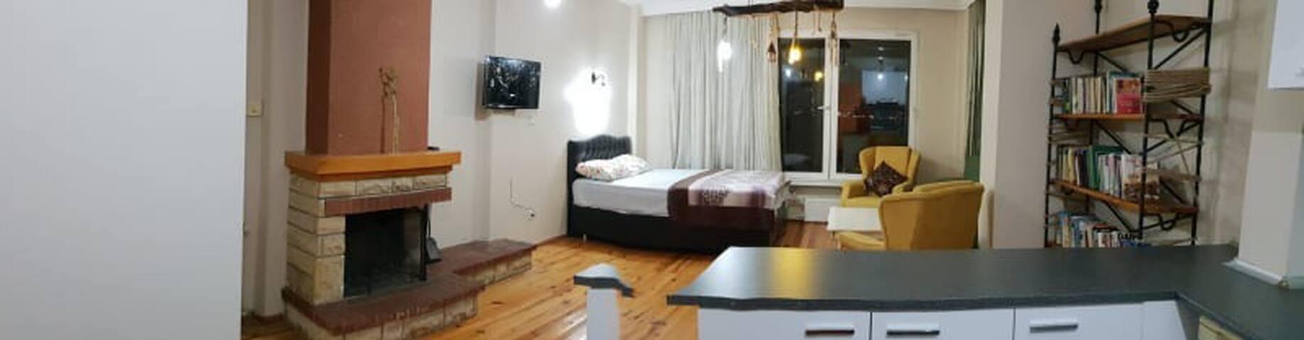 cihanıgır best bosphorose veıw apartment