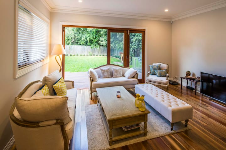 West Ryde Luxury Double Storey House