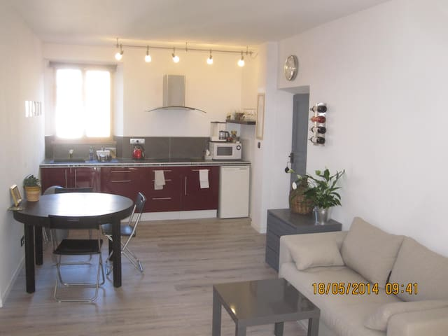 To rent modern flat - Lagrasse - アパート