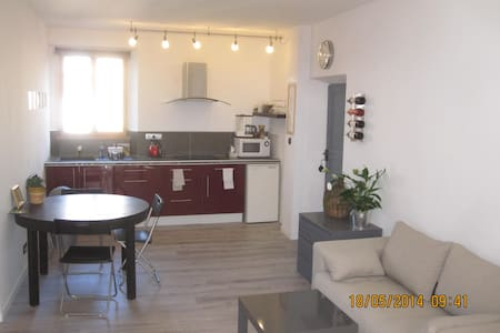 To rent modern flat - Lagrasse - Flat