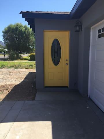 Yellow Door Cottage