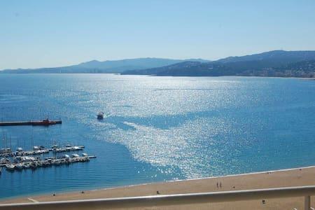 Vistas espectaculares al mar