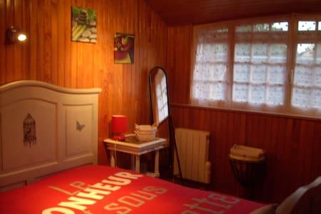 Chambre avec salle d'eau privative - Bonnétable