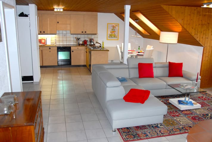 Country charm with touch of luxury - Hattenhausen - Apartamento