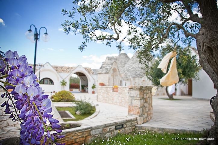 Fascino Antico Trulli e Piscina - Alberobello - Appartement