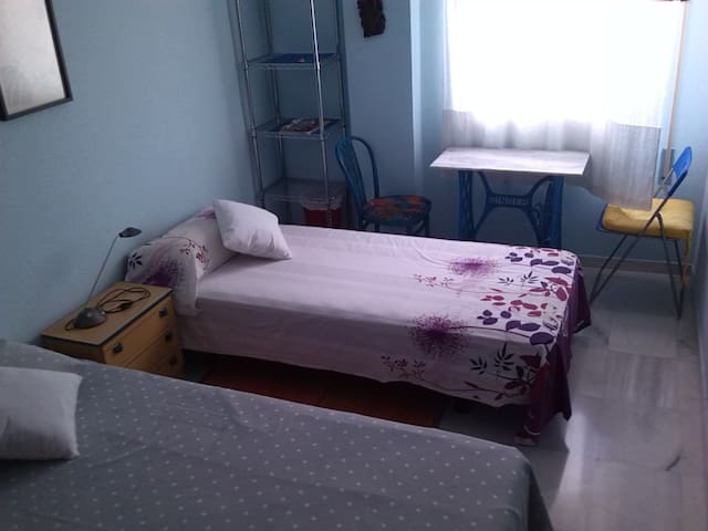 Descanso garantizado, baño privado - Puerto Real - Condominium