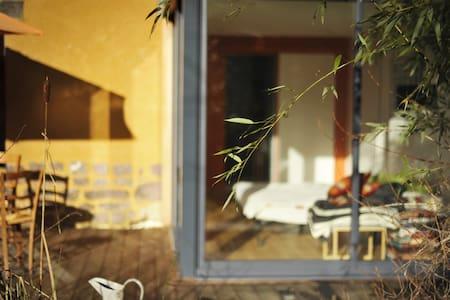 Chambre d'hôtes Romillé - Romillé - Bed & Breakfast