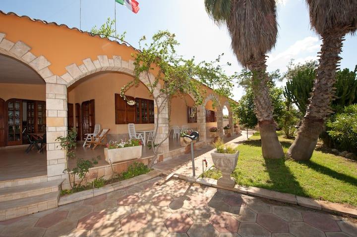 B&B Villa Gabriella Porto Cesareo...Tramontana