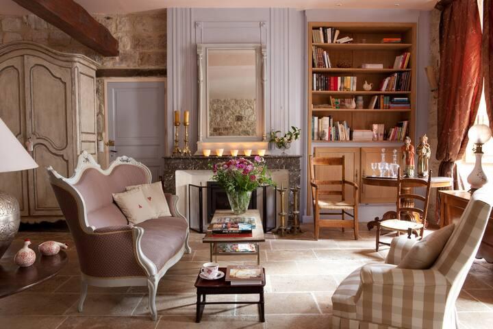 Maison Monflanquin 3 large bedrooms