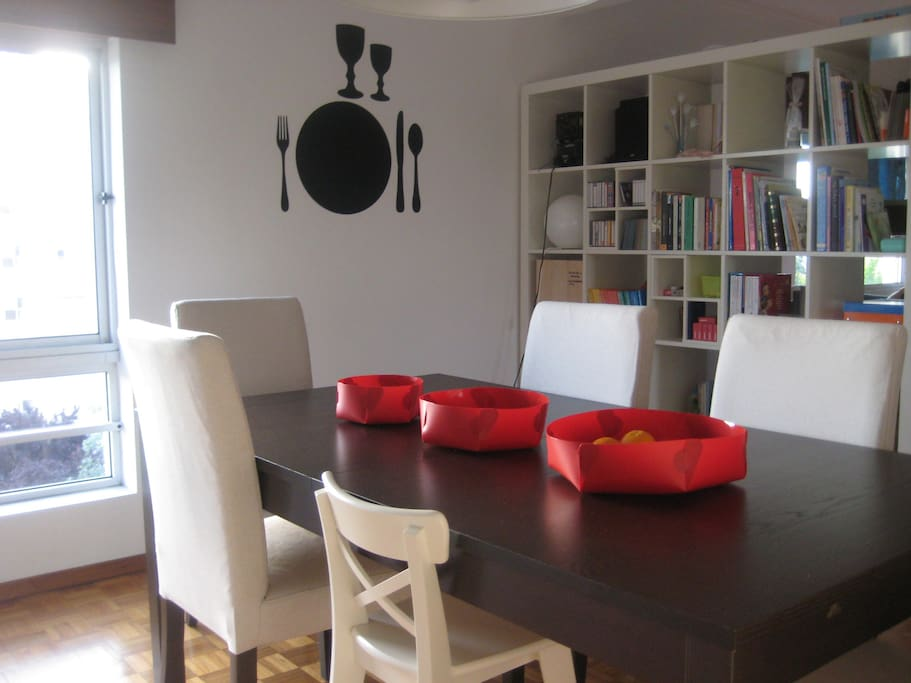 Comedor/ Dining room