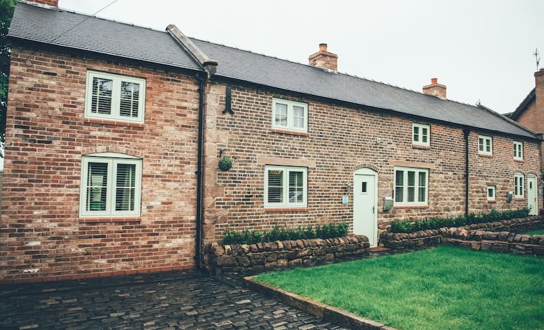1 Rose Cottages  - Endon - Maison