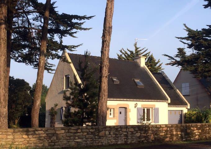 VILLA MEN ER BELLEC, access beach - Saint-Philibert - Huis