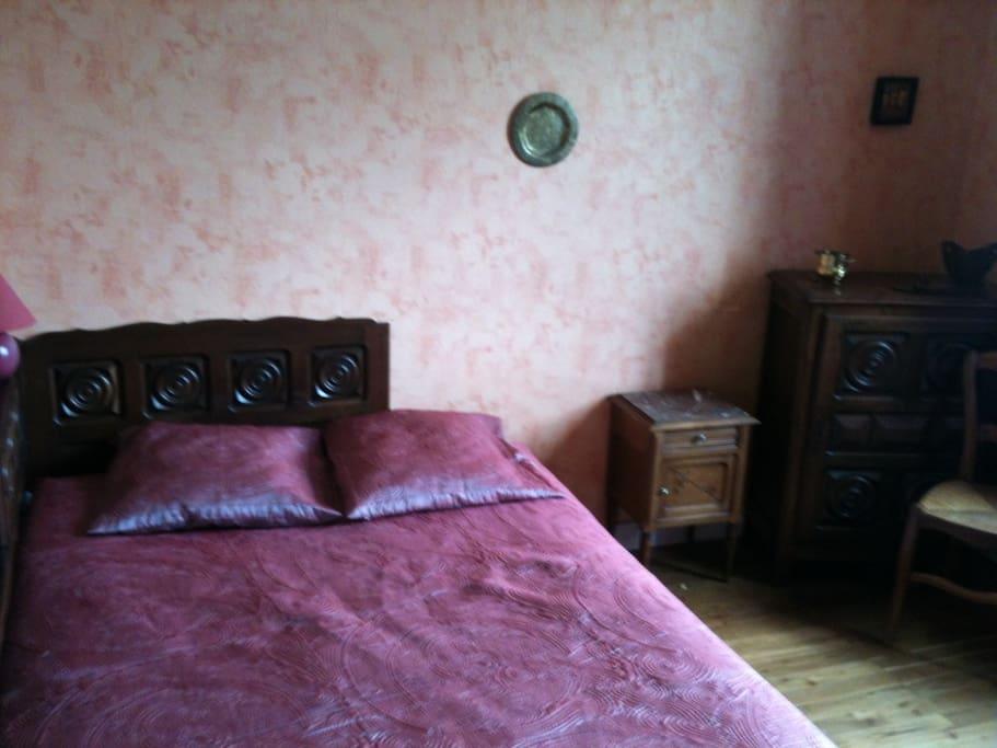 Chambre secondaire