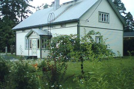 Familyfriendly artisthouse Arttula - Lapinlahti