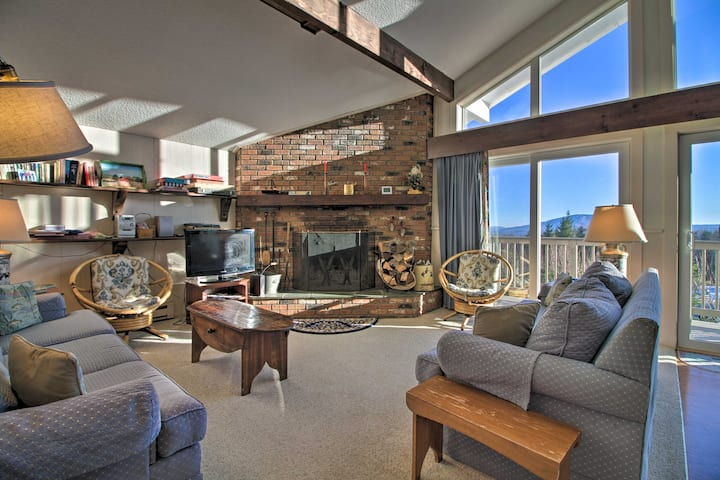 NEW! Ski-In/Ski-Out Condo w/ Panoramic Mtn Views!