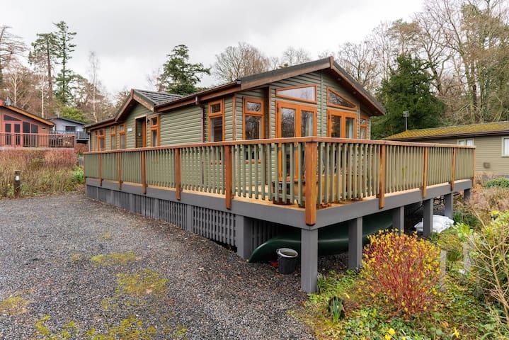 The Lodge on Bassenthwaite Lake