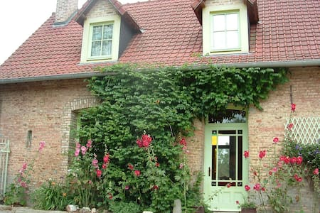 Family house in French village - Cerisy-Buleux - 独立屋