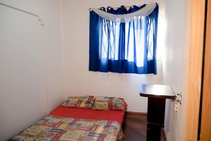 Opção 2 - futon de casal para 2 pessoas