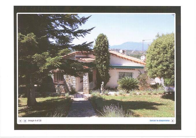 Spacieuse villa Nice 4 kms de la mer - Biot - Villa
