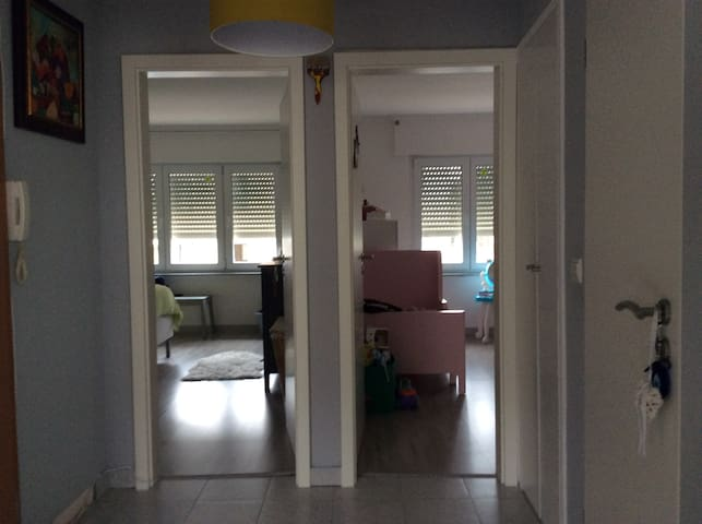 Cozy&Quiet 2 bedrooms appartment - Differdange - Huoneisto
