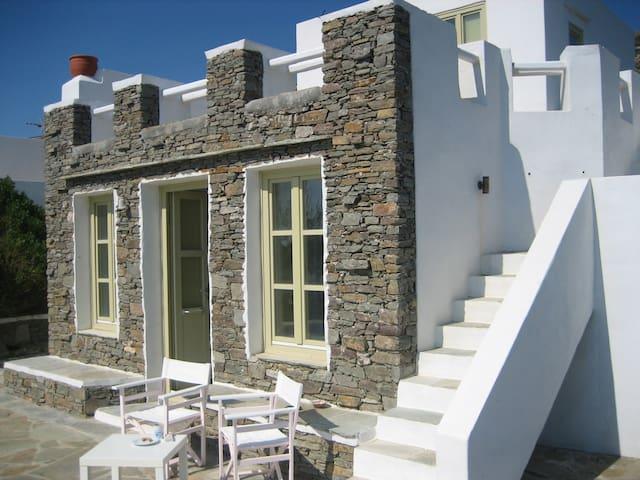 Bella Vista 1 - Sifnos- Cyclades - Sifnos - Villa
