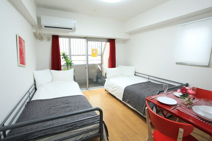 n1 6min namba dotonbori apartments for rent in  u5927 u962a u5e02 u6d6a u901f u533a