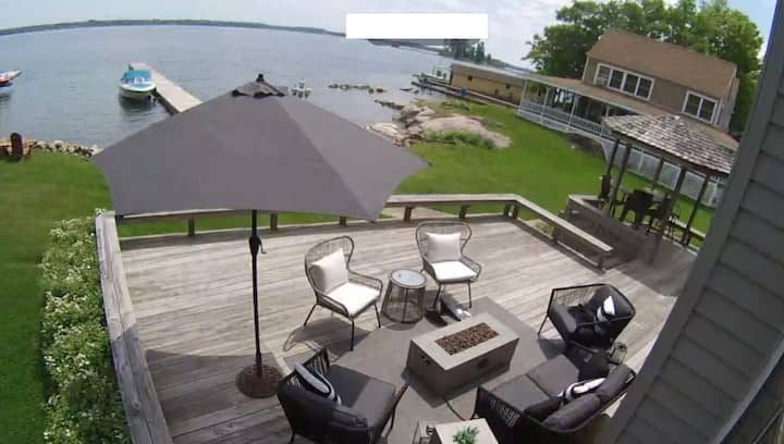 Grenell Island Waterfront Getaway