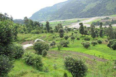 Homestay with a Farmers' Family: Organic Living - Pokhara