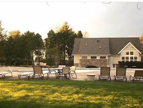 Princeton Meadows:  Pool and Amenities are OPEN!
