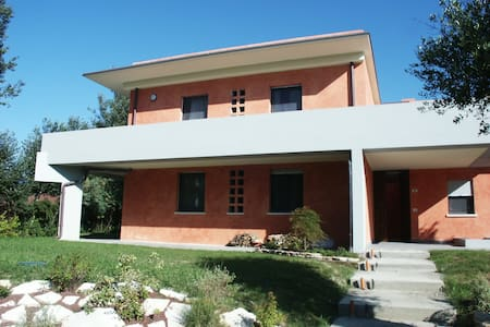 Villa in centro all'isola di Albarella - Isola Albarella - Ház