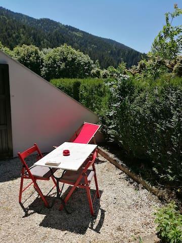 🎈 Gd studio  cabine au sappey  10 km de grenoble