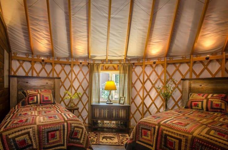 Second bedroom-2 twin beds