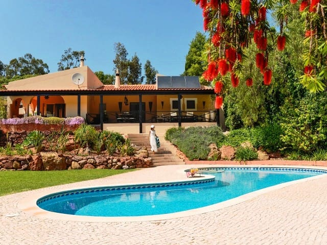 V6 Milarito, Luxury Villa w pool - São Bartolomeu de Messines - House