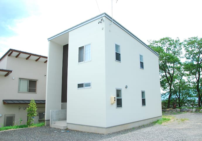 Luxurious private house in Matsumoto for 9 pax