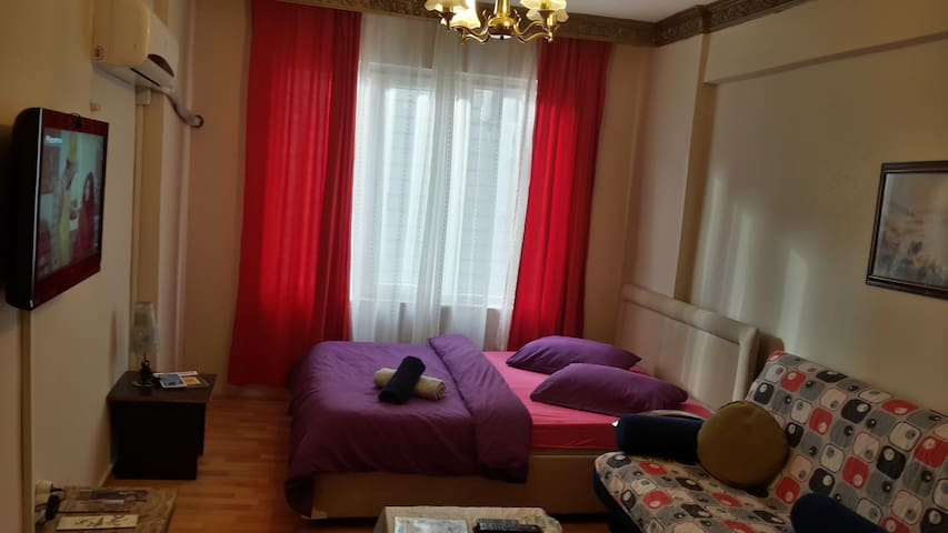 FLATS FOR RENT İN TAKSİM SQUARE(3)