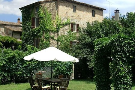 VACATION HOUSE NEAR TODI