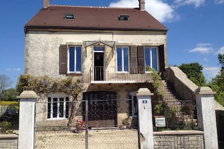 Maison Bourguignonne et son Jardin - Magny